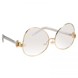 Glasses clear glass